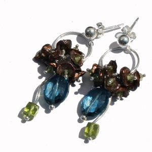 Patty Woodland - Broken Teepee Designs « World Artisan Gems :  blog indie original handmade jewelry