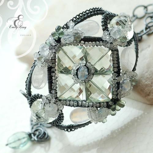 Giverny cuff bracelet